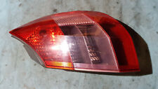 RENAULT MEGANE SCENIC DRIVERS SIDE TAILGATE LAMP PART NUMBER: 159116-00