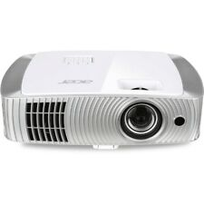 Acer H7550ST Weiss-Silber, DLP-Projektor,Kurzdistanzprojektion, Zoomfunktion