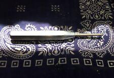 English Horn mandrel silver