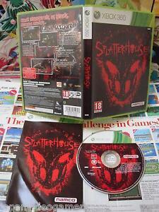 Xbox 360:Splatterhouse [TOP NAMCO & 1ERE EDITION RARE] Fr