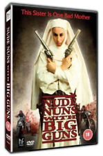 Nude Nuns With Big Guns (asun Ortega Tawny Amber Young) Region 4 DVD