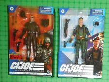 2021 G.I. Joe - Classified Series - Major Bludd (Target Exclusive)  & Flint