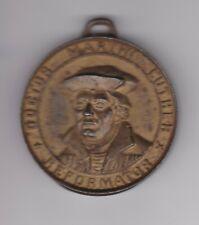 1883 Deutschland Eisenguss Medaille Dr. Martin Luther