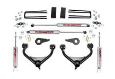 "Rough Country 3.5"" Suspension Lift Kit, Silverado/Sierra HD; 95920"