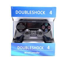 JOYSTICK DUALSHOCK PS4 WIRED CONTROLLER USB DOPPIA VIBRAZIONE COMPATIBILE