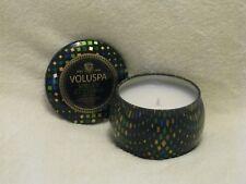 Voluspa 'Spruce Cuttings' Candle 4oz Gorgeous Ltd Ed Fragrance NEW