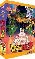 Dragonball Z - Movies 1-4 (4 DVDs) von Daisuke Nishio | DVD | Zustand gut
