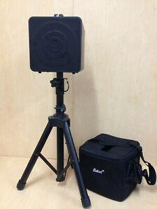 Belcat BUSKER BOX Acoustic Amplifier,40Watt,Rechargeable+Height Adjustable Stand