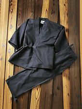 SAMUE Japanese Kimono 100% of cotton of the large activity as room wear Size LL