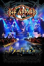 Viva! Hysteria [DVD] by Def Leppard (DVD, Oct-2013, Frontiers Records (UK))