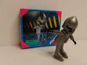 Playmobil Special 4528 Space Skating Robot Figure 1996 CIB