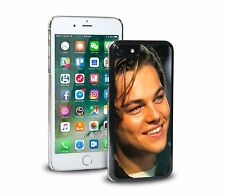 Leonardo Dicaprio Young Face Smile Phone Case Cover For iPhone & SAMSUNG