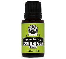 Uncle Harry's Natural Tooth & Gum Elixir Essential Oils Blend (0.5 fl oz)