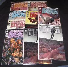 The Walking Dead Lot of 9 Image Comics - #100 (9 different) many Variants NM-