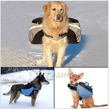 Saddle Pet Backpack Carriers Dog Bag Hiking Pack Pet Hound Rucksack Camping Tote