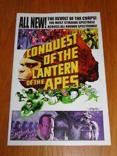 PLANET OF APES GREEN LANTERN #4 DC BOOM STUDIOS COMICS VARIANT
