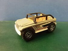 MATCHBOX JEEP WILLYS CONCEPT MB575 -  GREY -  APPROX.1:64 DIECAST
