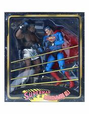 DC Comics Action Figure Superman vs. Muhammad Ali 7 inches Scale 2 Pack