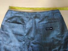 Mens quiksilver Casual Shorts, Grey, Size 12