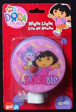 Dora The Explorer Adorable Decorative Room Kids Night Light Lamp - MIP