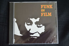 Funk on film - 12 Funk Songs from the movies Various  CD New and sealed (B4)