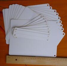 Blätter 10 Stück für Holz Fotobuch Gästebuch Hochzeitsalbum mit Binderingen