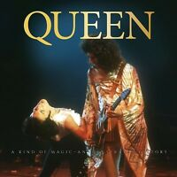 Queen : A Kind of Magic: An Illustrated History, Hardcover by O'Neill, Michae...