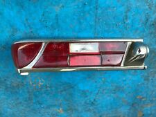 Mercedes W111 W112 Fintail Heckflosse Rear Tail Light Right - Red Indicator