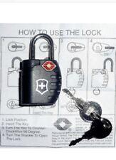 Victorinox Swiss Army TSA Lock 007
