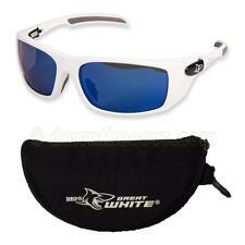 ZEBCO GRANDE BIANCO occhiali da sole per la pesca in caso-Pescatori Regalo - 1st Class Post