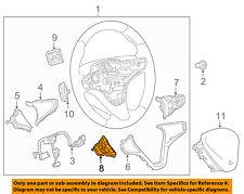 Chevrolet GM OEM 16-17 Cruze Cruise Control-Switch 39038552