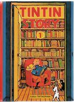TINTIN STORY lot des Tomes 1 et 2. Par Christian GOUX. Ed. Tintinorama 2018 NEUF