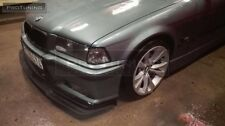 BMW E36 91-99 CARBON Front Bumper lip spoiler GTR look for M3 bumper Valance