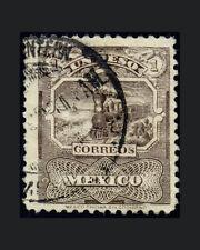 VINTAGE: MEXICO 1898 USD BH SCOTT #289 $80 LOT # 1898HB