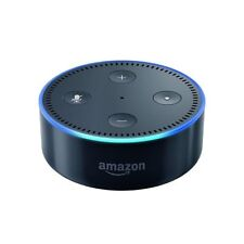 Amazon Eco Puntino (2nd) Smart Assistente - Nero