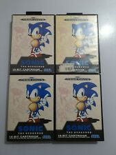 Sonic The HEDGEHOG Pal EUR COMPLETO Mega Drive leer bien info antes/ precio ud.