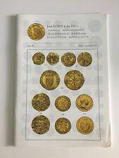 JEAN ELSEN AUCTION CATALOG BELGIUM ANCIENT WORLD COINS LISTE 265 JULY-SEP 2013