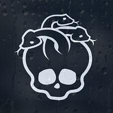 Monster high serpents dans les cheveux voiture ou ordinateur portable decal vinyl sticker pour fenêtre pare-chocs