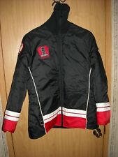 1970's Yamaha snowmobile jacket with 3 patches