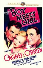 BOY MEETS GIRL - (1938 James Cagney) Region Free DVD - Sealed