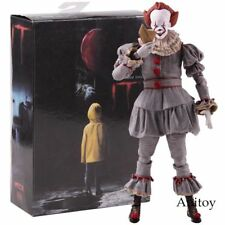 NECA Stephen King's It the Clown Pennywise Horror Action Figure PVC Model Toys