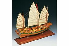 Amati Classic Collection Chinese Pirate Junk Wooden Model Ship Kit 1 100
