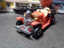 HOT WHEELS   OLD NUMBER 5 PUMPER FIRE ENGINE        1:64 DIE-CAST METAL 5-31-15
