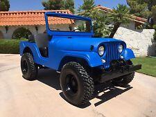 1956 Jeep CJ