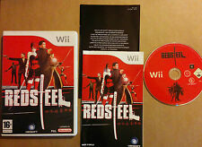 RED STEEL pour Nintendo Wii