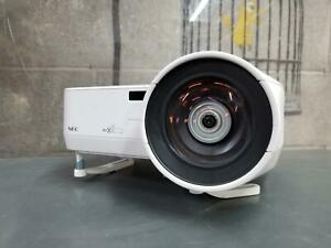 NEC NP610S Projector , Great fo halloween displays, 93% Bulb Remaining, VGA: