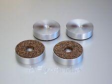 Bfly K. Disc - 2 HIFI rondelles pour Spikes jusqu'à 20 kg-Haut-Parleur Boxe