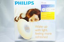 Philips HF3500/60 Wake-Up Light with Sunrise Simulation, White OPEN BOX (H-41)