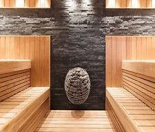 4,5Kw Electric Steam Sauna Heater + Remote Control, Design Sauna Stove HUUM DROP