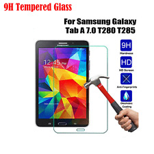 Premium Tempered Glass Screen Protector Cover For Samsung Galaxy Tab A 7.0 T280